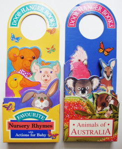 Door hanger books x 2 copy