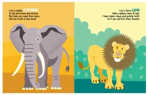 Wild elephants elephants