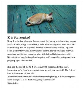 a-z Z