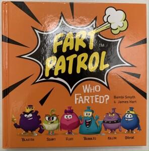 Fart Patrol cover